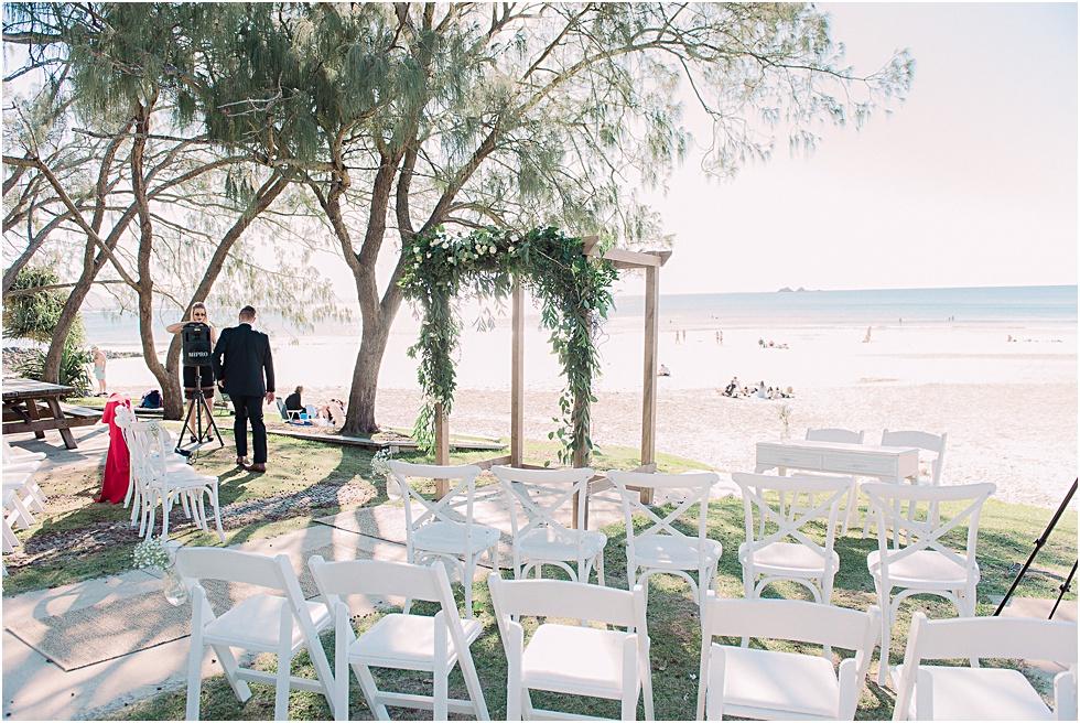 Wategos Beach Wedding Ceremony 2492 Bliss