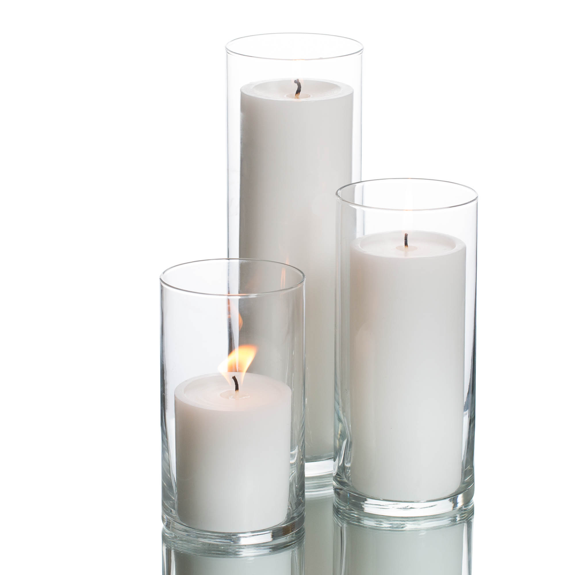 Glass Cylinder Vases Bliss Amp Willow Wedding Styling