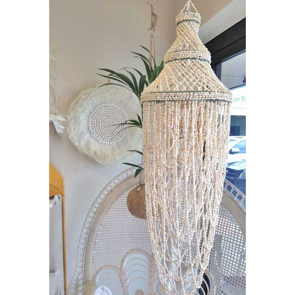 Shell chandelier bliss willow wedding styling shell chandelier aloadofball Choice Image